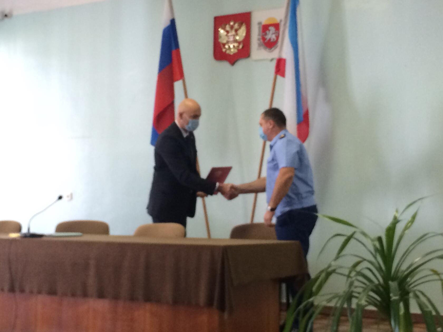 Попов прокурор